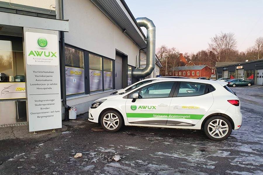 Pietarsaareen, Tampereelle ja Vaasaan uusia sijaisautoja