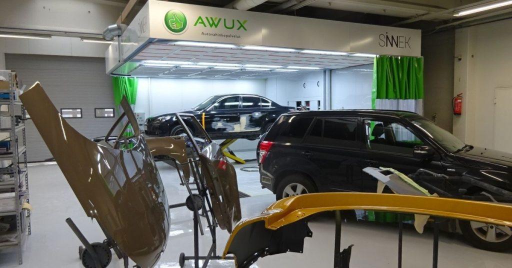 Awux Lohja - kolarikorjaamo